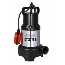 Potapajuća pumpa za prljavu vodu CT3274S